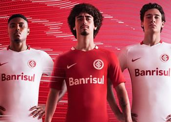 Nuevas casacas del Inter | Foto Nike
