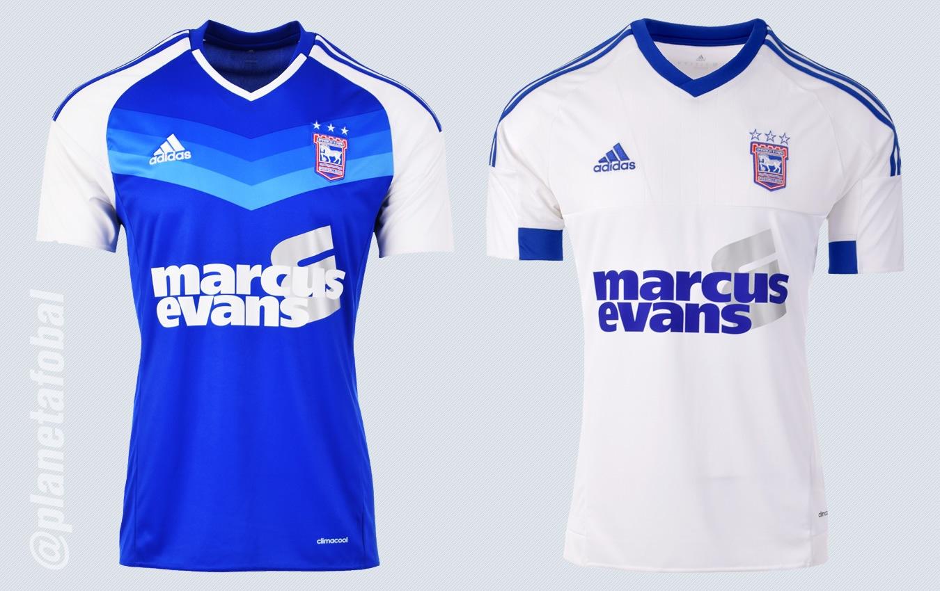 Nuevas camisetas del Ipswich Town | Imágenes Web Oficial