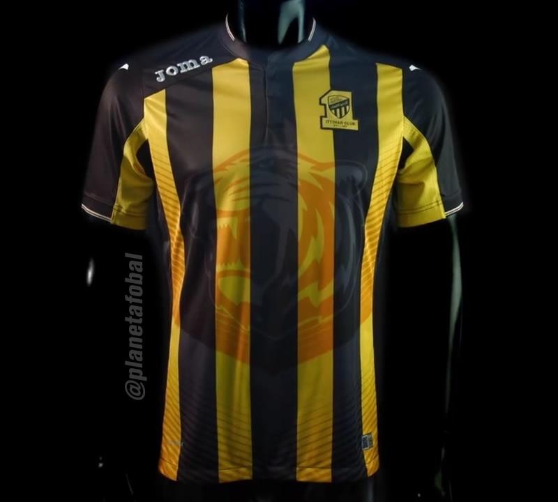 Camiseta del Ittihad FC | Foto Joma