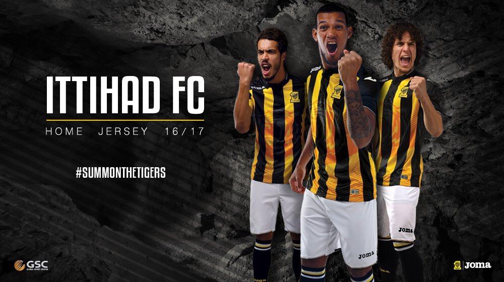 Joma irrumpe en el fútbol de Arabia Saudita con ocho clubes
