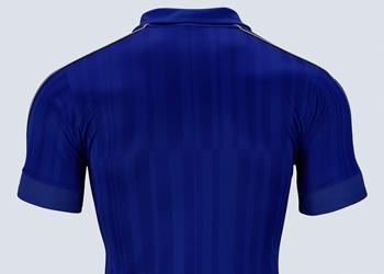 Camiseta titular del Leicester City 2016/2017 | Foto Puma