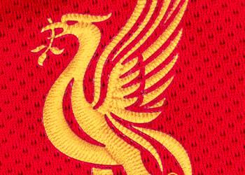Nueva camiseta del Liverpool | Foto Web Oficial