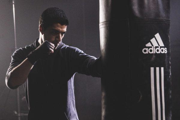 Luis Suárez en el video | Foto Adidas