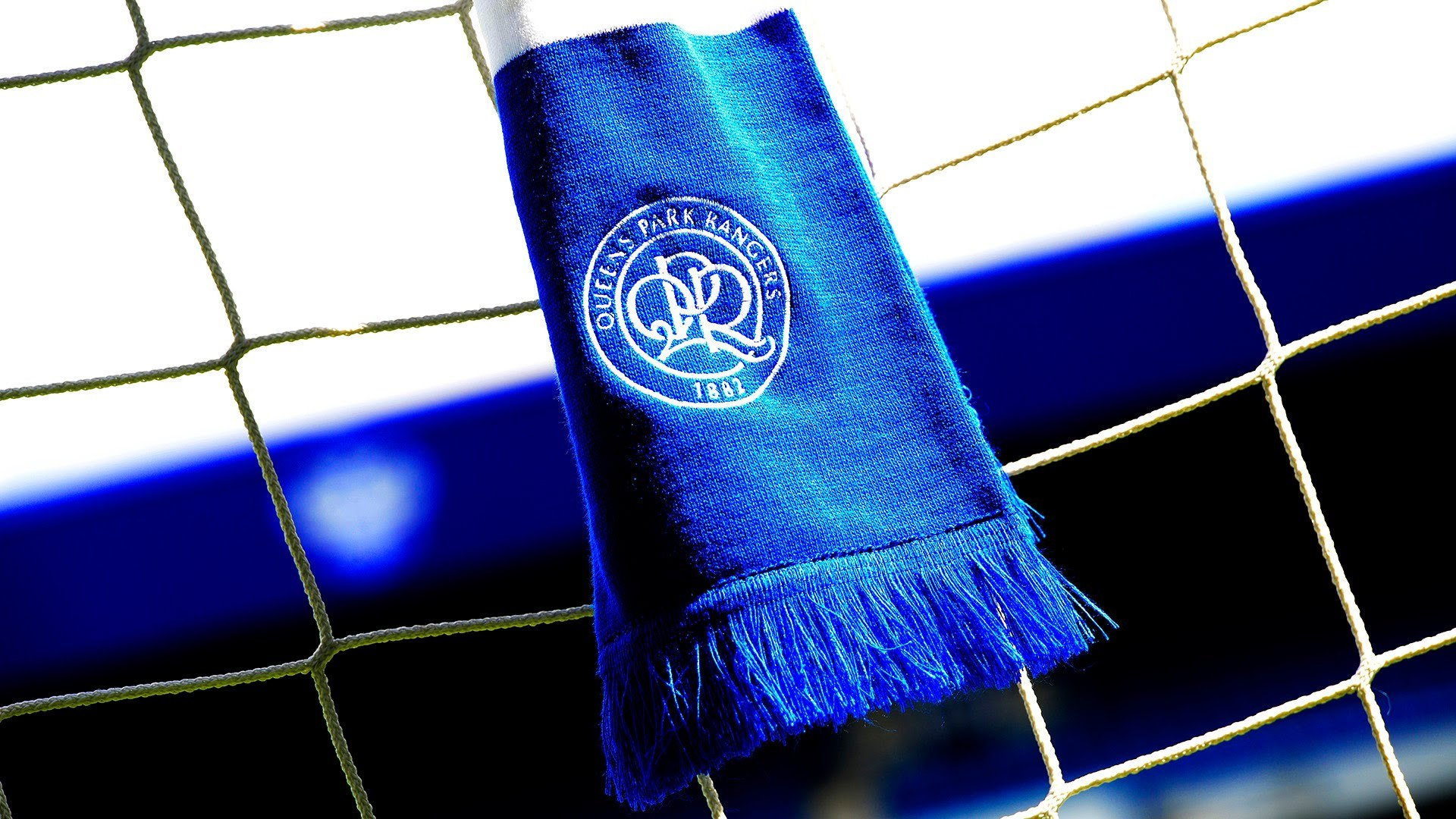 Nuevo escudo del QPR | Foto Web Oficial
