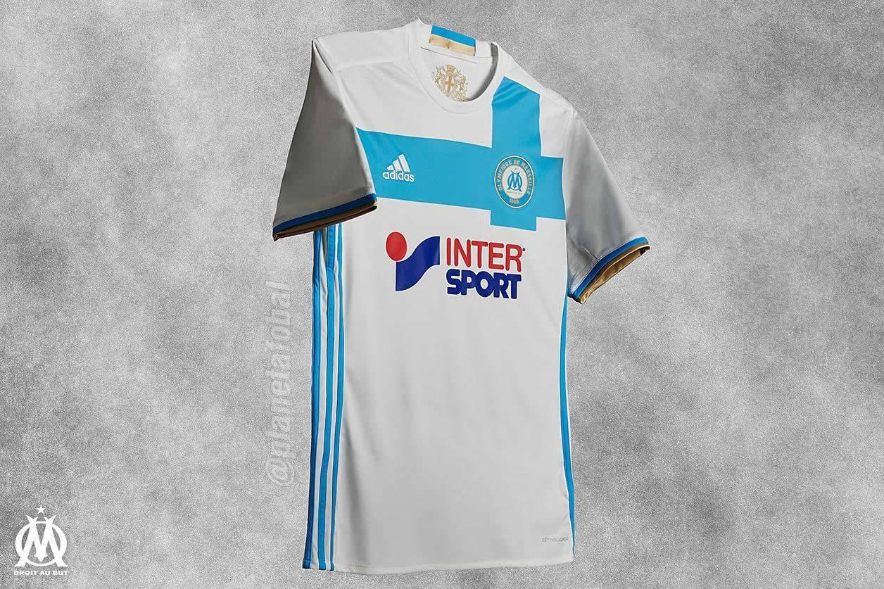 Camiseta Olympique de Marseille modelos