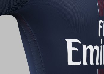 Nueva camiseta del PSG | Foto Nike