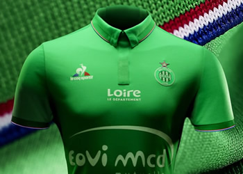 Camiseta titular | Foto Le equipe