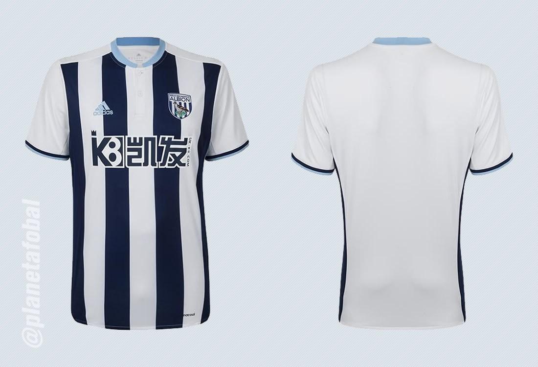 Camiseta del West Bromwich | Imágenes Web Oficial