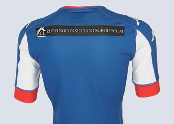 Nueva casaca del Wigan   Foto Web Oficial