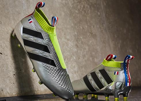 Botines especiales de Paul Pogba   Foto Adidas
