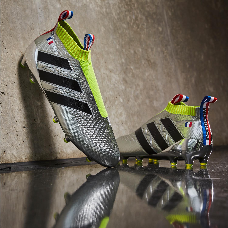 Botines especiales de Paul Pogba | Foto Adidas