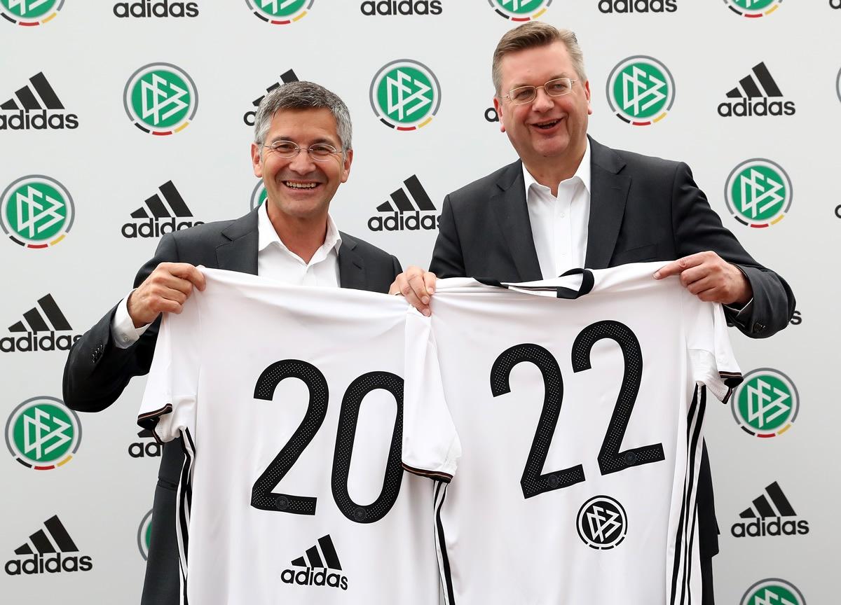 El acuerdo se firmó en París | Foto Adidas