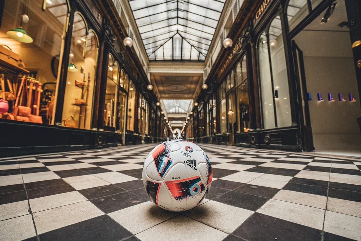 La nueva pelota de la Euro 2016 | Foto Adidas