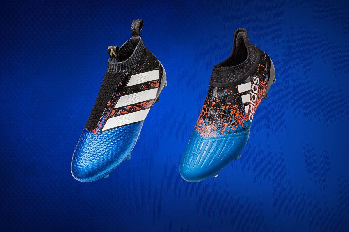 Paris Pack de los botines ACE16 y X16 | Foto Adidas