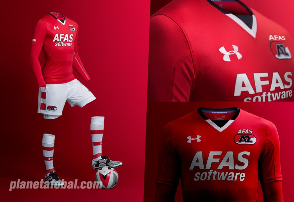 Nueva camiseta del AZ | Imágenes Web Oficial