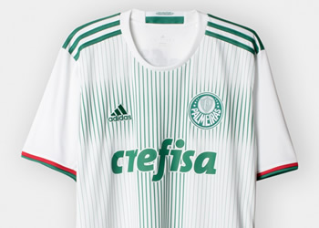 Casaca alternativa del Palmeiras | Foto Web Oficial
