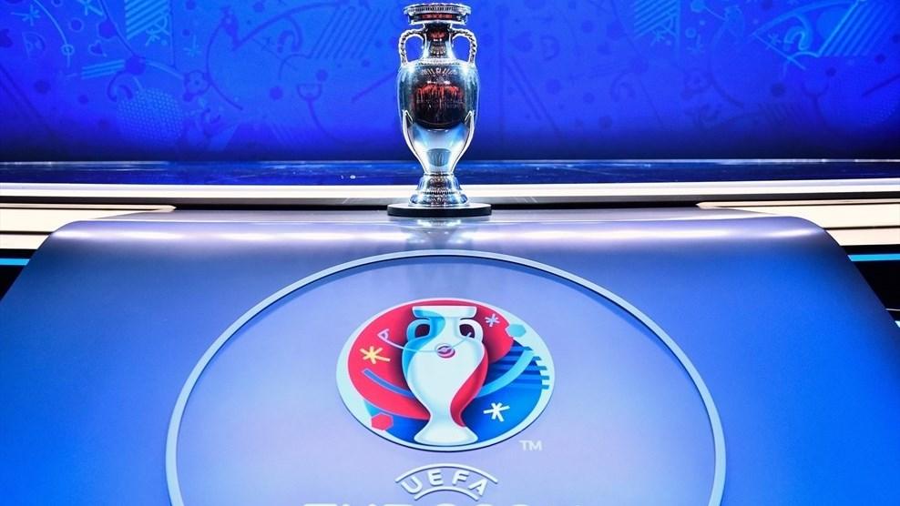El trofeo espera por el campeón   Foto UEFA