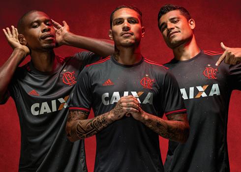 Casaca especial del Flamengo | Foto Adidas