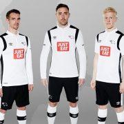Nueva casaca del Derby County | Foto Web Oficial