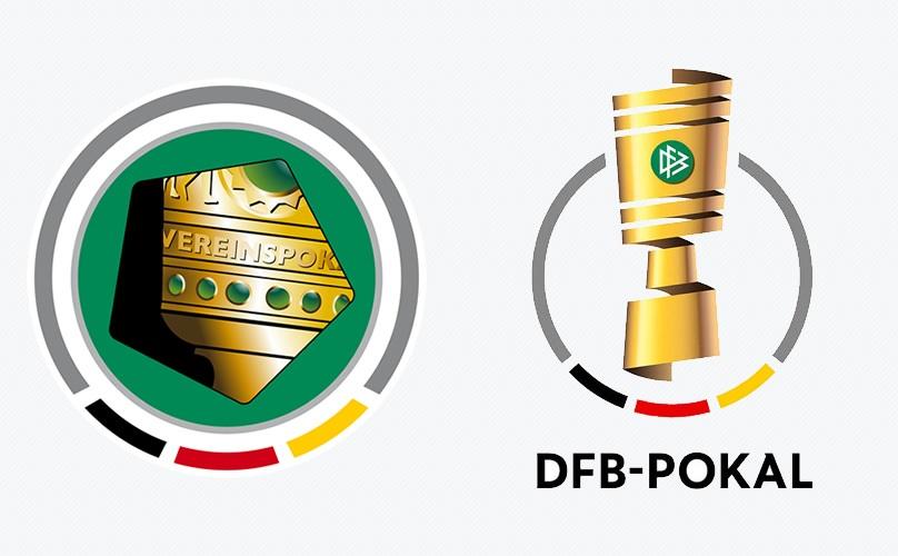 El logo lanzado en 2003 y el nuevo | Imágenes DFB