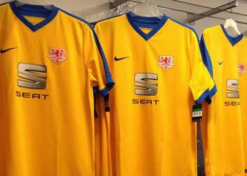 Nuevas camisetas del Eintracht Braunschweig | Foto Web Oficial