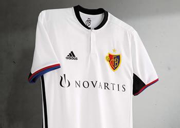 Camiseta suplente del FC Basel | Foto Web Oficial