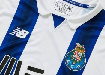 Camiseta titular New Balance del FC Porto 2016/2017 | Imágenes New Balance