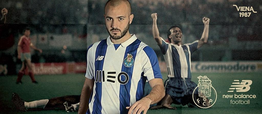 Nueva casaca del FC Porto | Foto Web Oficial