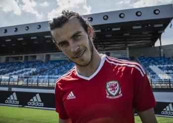 Gareth Bale en la publicidad de Adidas
