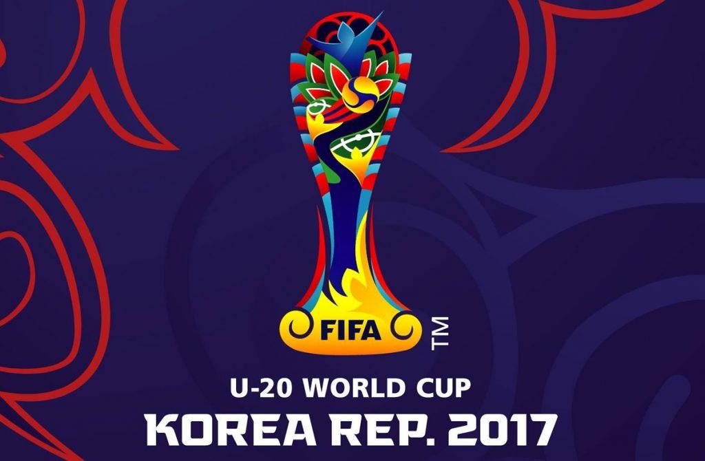 Mundial Sub 20: Emblema Oficial Del FIFA Mundial Sub 20 Corea Del Sur 2017