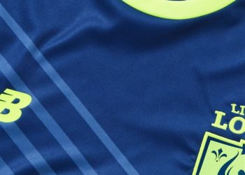 Tercera camiseta | Foto Web Oficial
