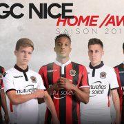 Camiseta del Nice | Foto Web Oficial