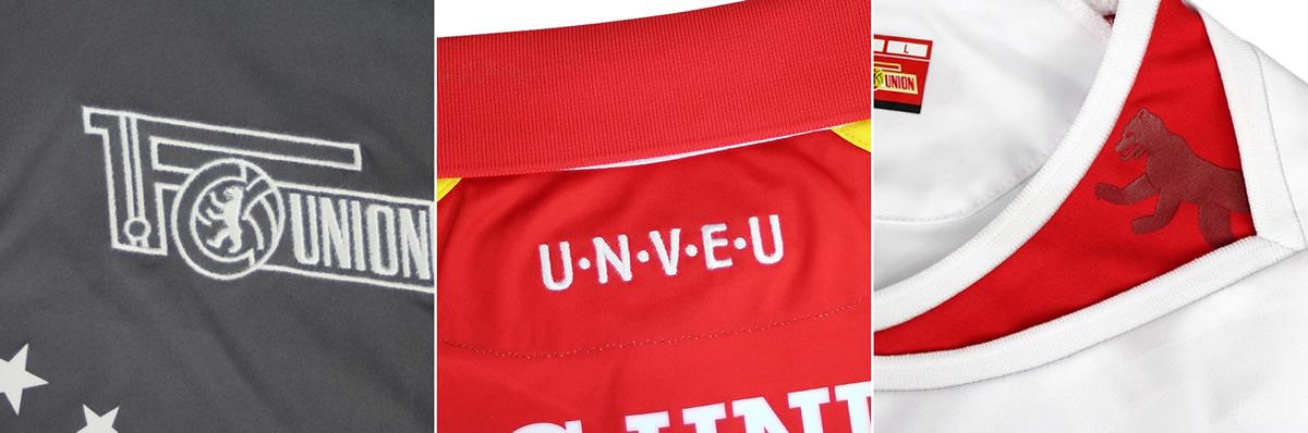 Detalles en las camisetas | Imágenes Web Oficial