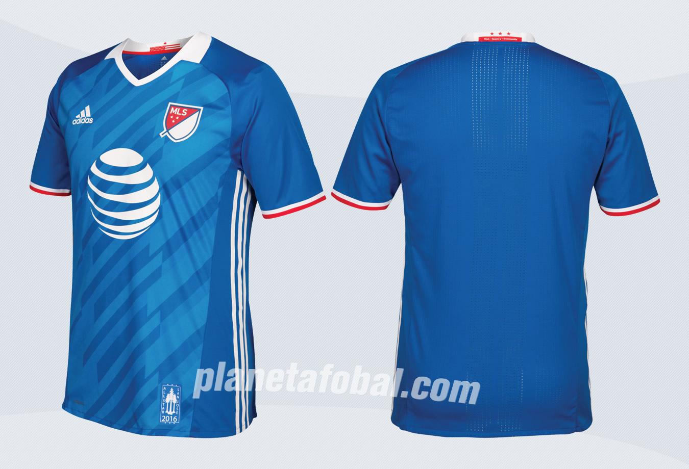 Asi luce la camiseta | Imágenes MLS