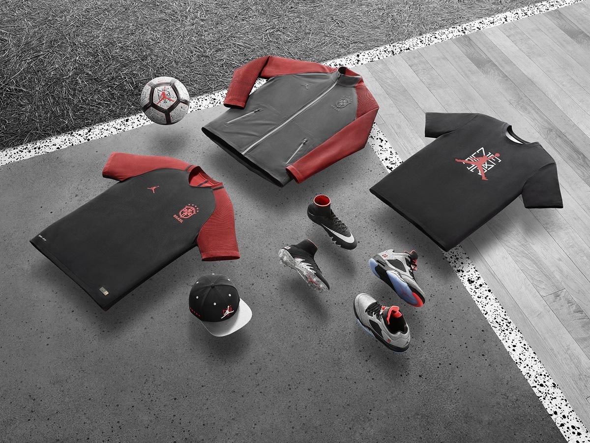 Colección completa Neymar x Jordan | Foto Nike