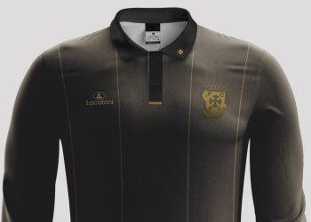 Camiseta suplente del Paços de Ferreira | Foto Web Oficial