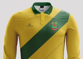 Camiseta titular del Paços de Ferreira | Foto Web Oficial