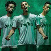 Nueva camiseta del Palmeiras   Foto Adidas
