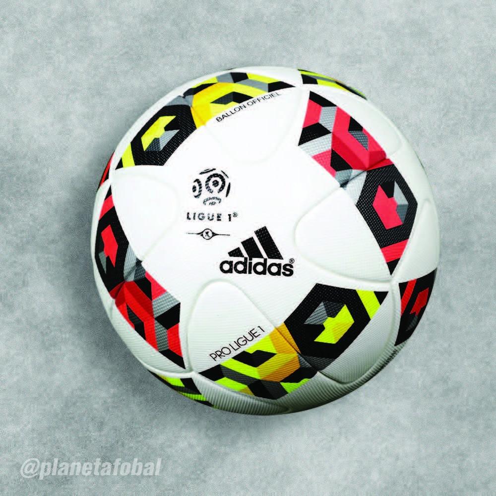 Balón oficial Ligue 1 2016/2017 | Foto Adidas