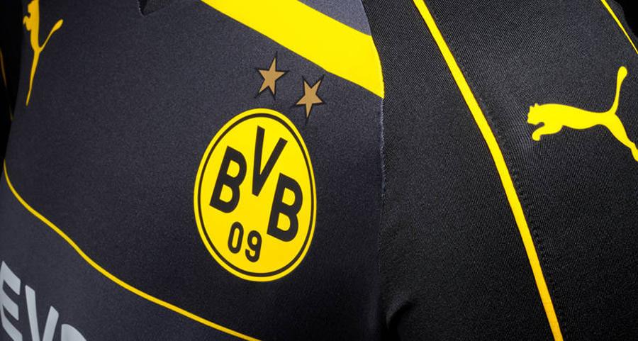 Casaca suplente del BVB | Foto Web Oficial