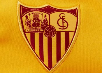 Tercera equipación del Sevilla FC | Foto Web Oficial