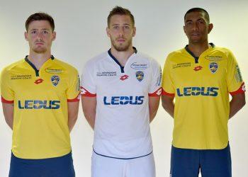 Nuevas camiseta del Sochaux | Foto Web Oficial