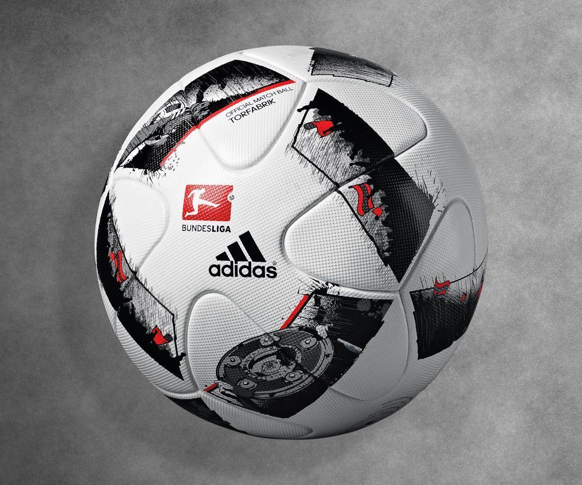 Nuevo Torfabrik para la Bundesliga | Foto Adidas