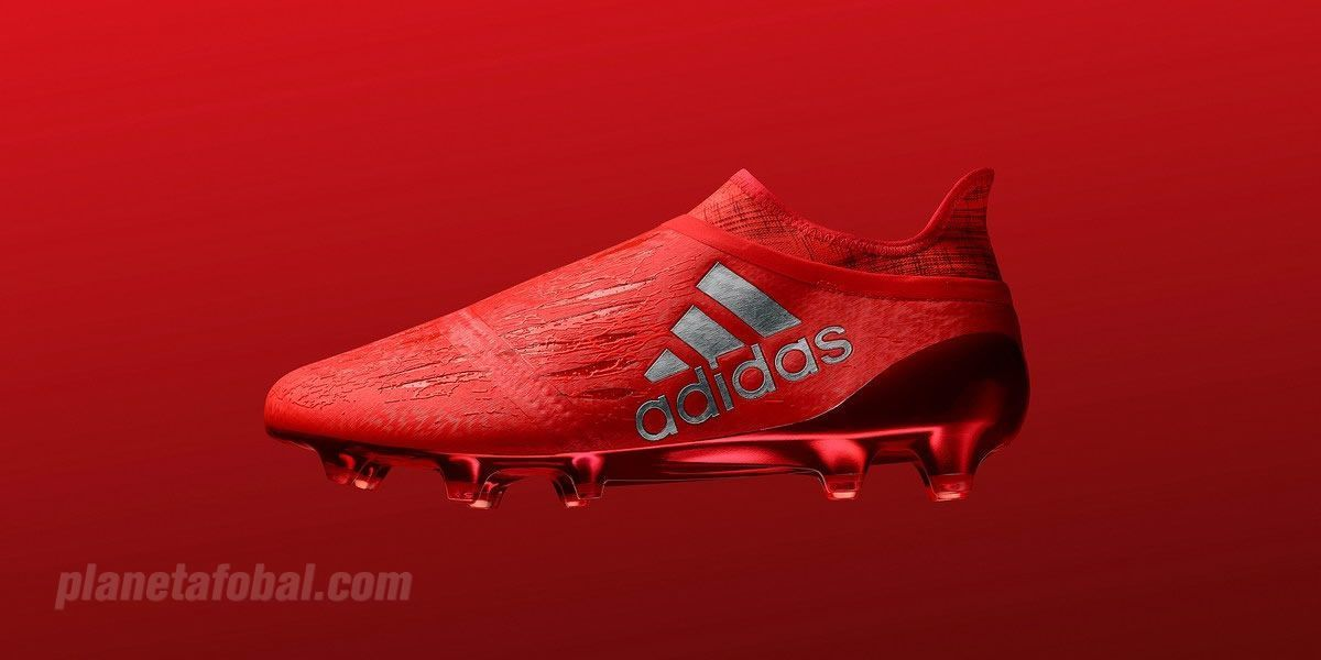 nuevos adidas rojos