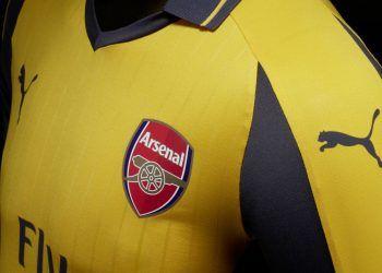Camiseta suplente del Arsenal | Foto Puma