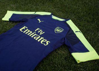 Tercera camiseta del Arsenal | Foto Puma