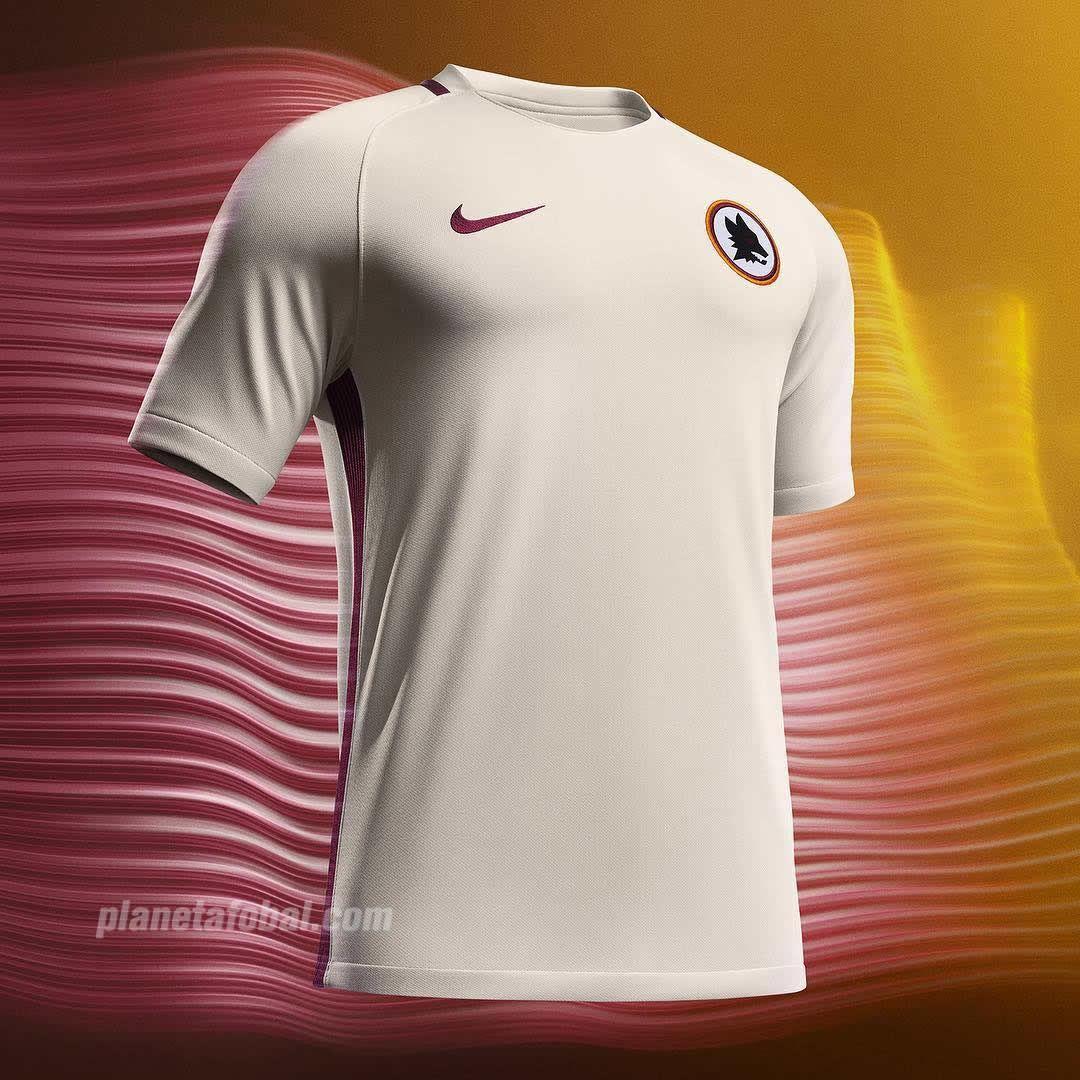 Nueva camiseta de la Roma | Foto Instagram Oficial
