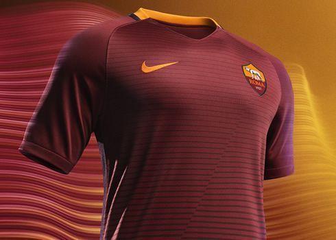 Nueva casaca de la Roma | Foto Nike