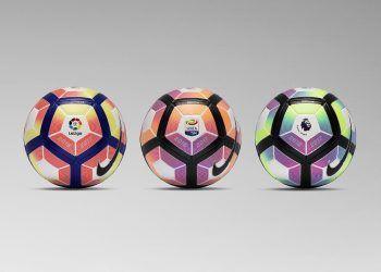Balón oficial Ordem 4 para la temporada 2016/2017 | Foto Nike