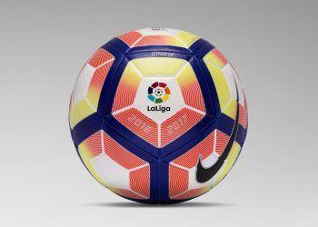 Balón oficial Ordem 4 de la La Liga de España | Foto Nike